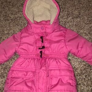 Old Navy pink jacket